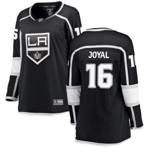 Eddie Joyal Los Angeles Kings Women's Fanatics Branded Black Breakaway Home Jersey