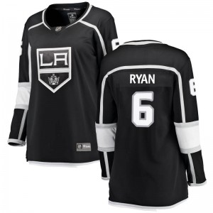 Joakim Ryan Los Angeles Kings Women's Fanatics Branded Black Breakaway Home Jersey