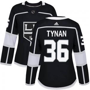 T.J. Tynan Los Angeles Kings Women's Adidas Authentic Black Home Jersey