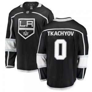 Vladimir Tkachyov Los Angeles Kings Youth Fanatics Branded Black Breakaway Home Jersey