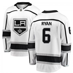 Joakim Ryan Los Angeles Kings Youth Fanatics Branded White Breakaway Away Jersey
