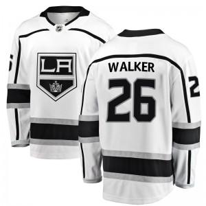 Sean Walker Los Angeles Kings Youth Fanatics Branded White Breakaway Away Jersey