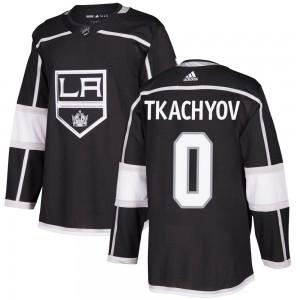 Vladimir Tkachyov Los Angeles Kings Youth Adidas Authentic Black Home Jersey