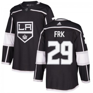 Martin Frk Los Angeles Kings Men's Adidas Authentic Black Home Jersey