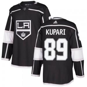 Rasmus Kupari Los Angeles Kings Men's Adidas Authentic Black Home Jersey