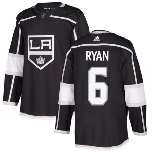 Joakim Ryan Los Angeles Kings Men's Adidas Authentic Black Home Jersey