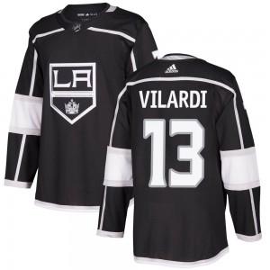 Gabriel Vilardi Los Angeles Kings Men's Adidas Authentic Black Home Jersey