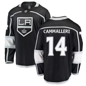 Mike Cammalleri Los Angeles Kings Men's Fanatics Branded Black Breakaway Home Jersey