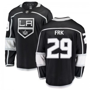 Martin Frk Los Angeles Kings Men's Fanatics Branded Black Breakaway Home Jersey