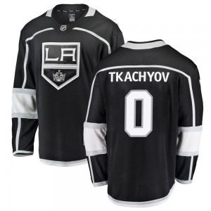 Vladimir Tkachyov Los Angeles Kings Men's Fanatics Branded Black Breakaway Home Jersey