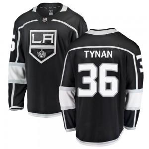 T.J. Tynan Los Angeles Kings Men's Fanatics Branded Black Breakaway Home Jersey