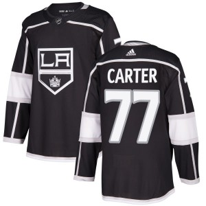 Jeff Carter Los Angeles Kings Men's Adidas Authentic Black Jersey
