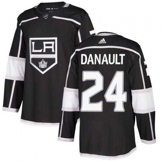 Phillip Danault Los Angeles Kings Men's Adidas Authentic Black Home Jersey