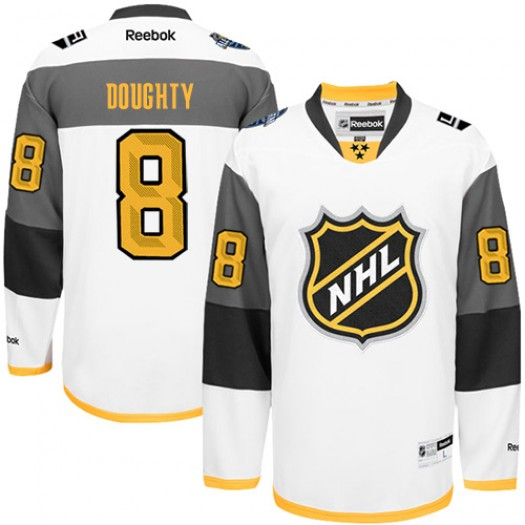 Drew Doughty Los Angeles Kings Men's Reebok Authentic White 2016 All Star Jersey