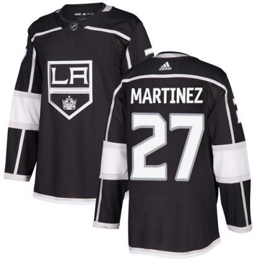 Alec Martinez Los Angeles Kings Men's Adidas Premier Black Home Jersey