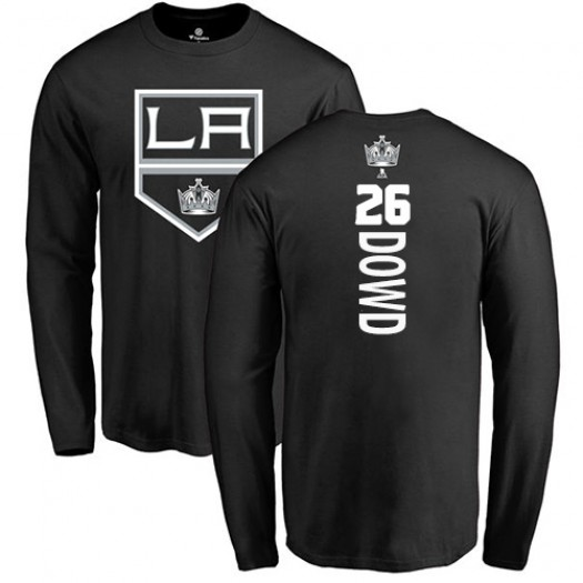 Nic Dowd Los Angeles Kings Youth Adidas Premier Black Home Jersey