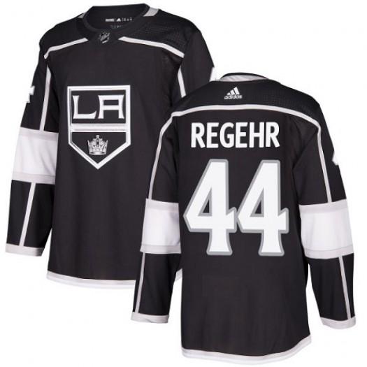 Robyn Regehr Los Angeles Kings Men's Adidas Premier Black Home Jersey