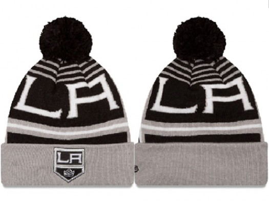 Los Angeles Kings Men's Stitched Knit Beanies Hats 013
