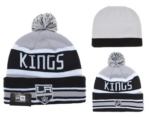 Los Angeles Kings Men's Stitched Knit Beanies Hats 015