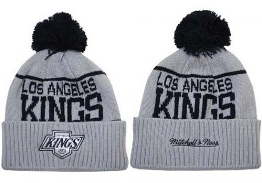 Los Angeles Kings Men's Stitched Knit Beanies Hats 016