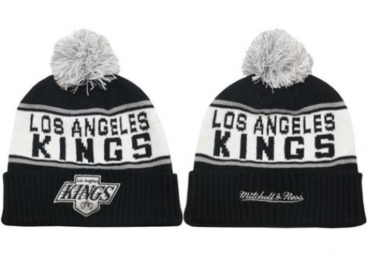 Los Angeles Kings Men's Stitched Knit Beanies Hats 017