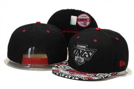 Los Angeles Kings Men's Stitched Snapback Hats 009